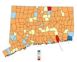 Southeastern Usa Map by Maps U0026 Data Theday Com New London And Southeastern Connecticut
