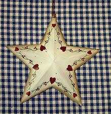 Barn Star Kitchen Decor by Antique Stars Ebay
