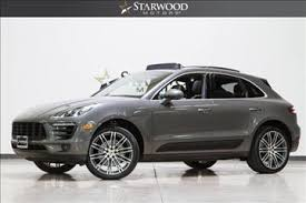 porsche macan sunroof porsche macan in for sale used cars on buysellsearch