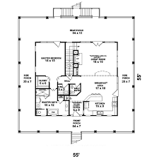 traditional house floor plans howell creek raised coastal home plan 087d 1557 house plans and more