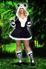 Baby Bear Halloween Costume Panda Bear Baby Size 3 Piece Costume