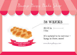 light pink discharge 7 weeks pregnant week by week bump boxes bump boxes pregnancy subscription