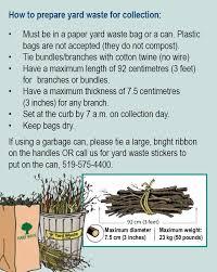 kitchener garbage collection waste management wr wastewr