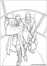 star wars coloring yoda coloring pages star