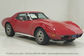 1979 corvette top speed 1973 1979 corvettes cars from proteam