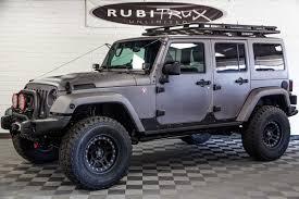 jeep gray 2017 jeep wrangler rubicon unlimited gray line x