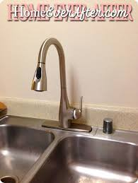 diy kitchen faucet moen kitchen faucet diy for beginners home after