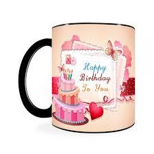 happy birthday design for mug birthday wishes unique design mug
