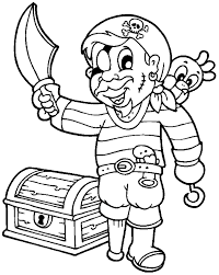 holiday coloring pages pirate ship coloring free