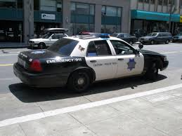 lexus metro victoria san francisco police department ford crown victoria emergency