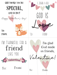 free printable inspirational classroom valentines for kids