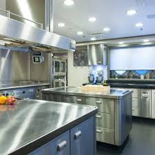 commercial stainless steel sink and countertop kitchen outdoor stainless steel countertop and design ideas eva