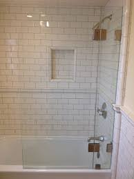 bathroom frameless shower door make your home beautiful bathroom