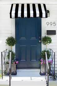 Awning Means Best 25 Front Door Awning Ideas On Pinterest Metal Awning