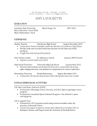 Sample Music Teacher Resume by Music Education Resume Music Resume Template Music Resume Sample