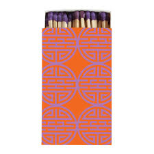 decorative boxed matches u2014 museum outlets