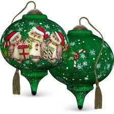 ne qwa festive ornaments