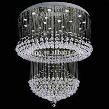 fancy lights for home decoration crystal ball chandelier high quality fancy light silver crystal
