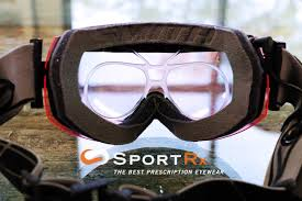 prescription snow goggles sportrx youtube