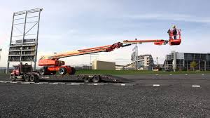 jlg 1500sj boom lift youtube