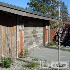 Overhead Shed Door by Reclaimed Wood Garage Door Manufacturer Custom Overhead Door