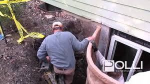 how to install a basement egress window shelburne vermont youtube