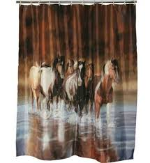 Whitetail Deer Shower Curtain Rustic Wildlife Shower Curtains American Expedition