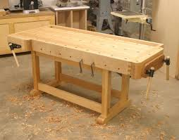 Tool Bench Plans Wood Work Bench Treenovation