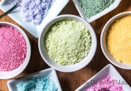 diy natural food coloring and homemade colored sugar crystals oh