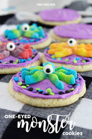 Cookie Monster Halloween Top 10 Monster Desserts Pinned And Repinned