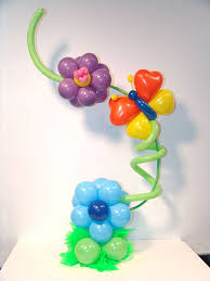 267 best balloons flowers images on pinterest balloon