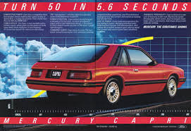 lexus amazing in motion wiki in motion classic 1986 mercury capri 5 0l u2013 the other 5 0