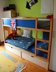 Ikea Kura Bunk Bed Ikea Kura Lifted And Made Into A Bunk Bed Plus Room For Under Bed