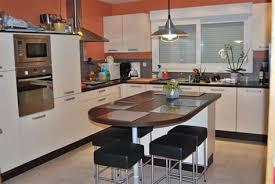 plan de cuisine avec ilot attractive taille cuisine avec ilot central 1 plan cuisine avec