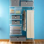 freestanding closet free standing closets genie