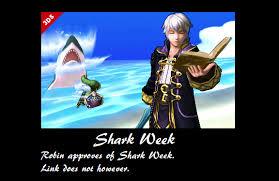 Shark Week Meme - ssb meme shark week by gmrsunited on deviantart