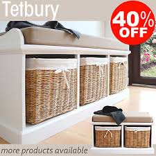 White Bench With Storage Tetbury Hallway Storage Bench With Cushion Quality White Bench