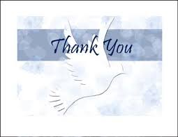 thank you card simple christian thank you cards religious words