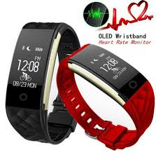 health bracelet with heart monitor images Waterproof smart bracelet bluetooth heart rate monitor smart band jpg