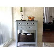 Small Table For Entryway Small Entry Table Themodjo