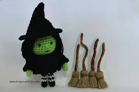 amigurumi witch pattern smallish witch free crochet pattern amigurumi to go