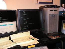 home workspace ultra 20 dual booting gentoo linux funtoo u2026 flickr