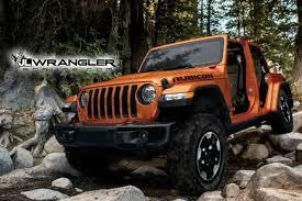 muddy jeep 2018 jeep wrangler owner u0027s manual leaked key details revealed