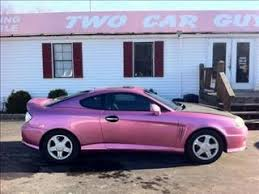 2004 hyundai tiburon accessories 2004 pink hyundai tiburon http iseecars com pink cars pink