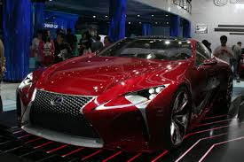 lexus concept coupe lexus lf lc concept will reach production in 2016 北京国际汽车