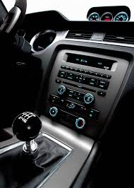 2012 Ford Mustang Black 2012 Ford Mustang Boss 302 Laguna Seca Automobile Magazine