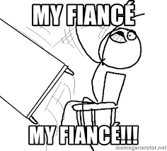 Fliping Table Meme - my fiancé my fiancé stick figure flipping table meme generator