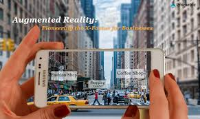 5 Ways Augmented Reality Apps Are Changing Our Lives by Augmented Reality Pioneering The X Factor For Businesses Http