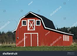 red barn stock photo 1096264 shutterstock