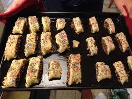 sicilian fig cookies cuccidati marathons and macarons
